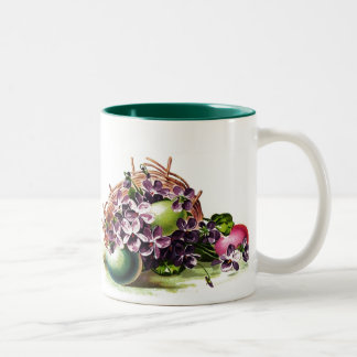 Easter Gift Two-Tone Coffee Mug