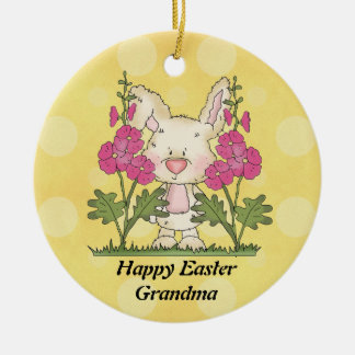 Easter Grandma ornament
