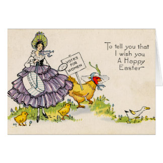 Easter Greeting Card (ca. 1920)
