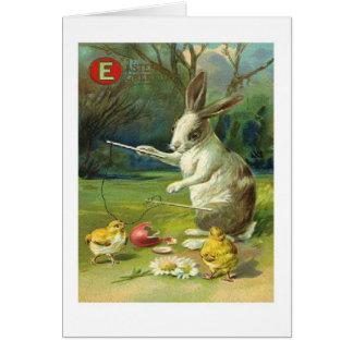 Easter Greetings - Note Card