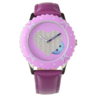 Easter Hearts and Eggs Watch