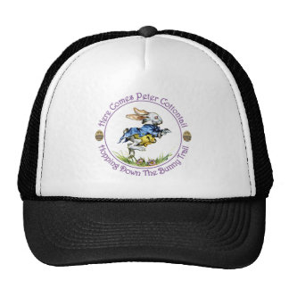 Easter - Here Comes Peter Cottontail Cap