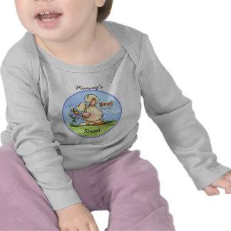 Easter Honey Bunny T-shirts