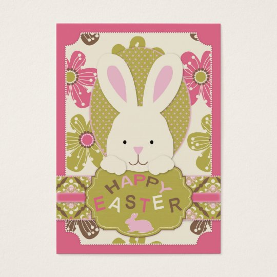 Easter Hunt Gift Tag