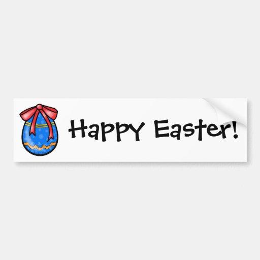 Easter II Bumper Stickers