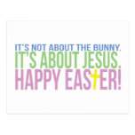 Easter is About Jesus Post Cards