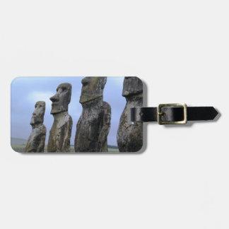 Easter-Island Luggage Tag