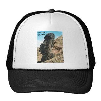 Easter Island Mesh Hats