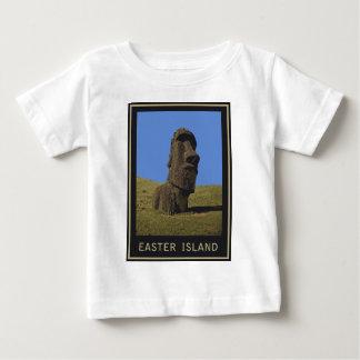 Easter Island Moai Baby T-Shirt
