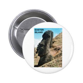 Easter Island Pin
