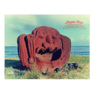 Easter Island (Rapa Nui) Chile Post Cards