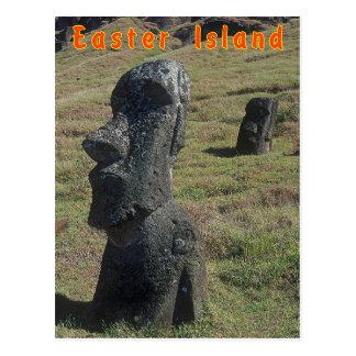 Easter island ( Rapa Nui) Post Card