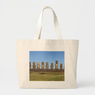 Easter Island Statues Bags