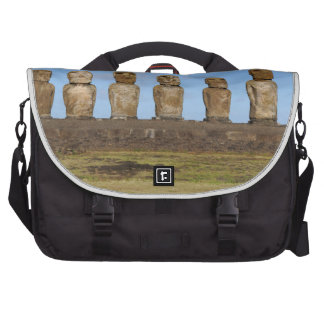Easter Island Statues Commuter Bags