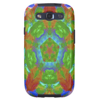 Easter kaleidoscope design image samsung galaxy SIII covers