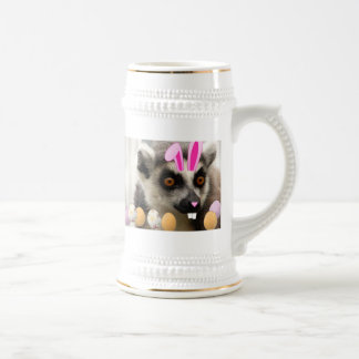 Easter Lemur Mugs