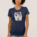Easter Lilies Balloon Vintage Women's Shirt