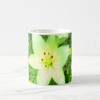 Easter Lily Basic White Mug
