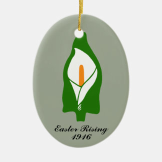 Easter Lily Ornament