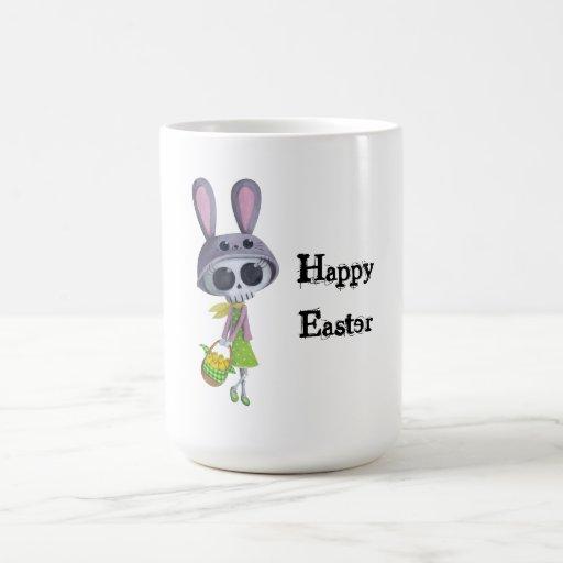 Easter Little Miss Death Mug