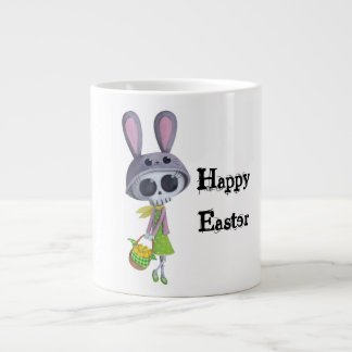 Easter Little Miss Death Extra Large Mugs