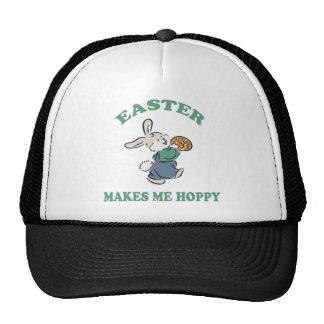 Easter Makes Me Hoppy Cap