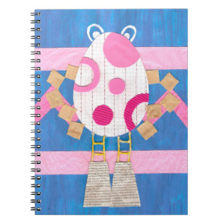 Easter Man Notebook