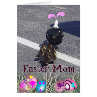 Easter Mom Greeting Card