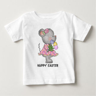 Easter Mouse t-shirt baby