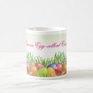 Easter Mug - Have an Egg-cellent Easter!