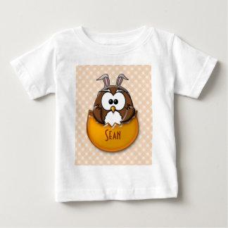 Easter owl - orange infant T-Shirt