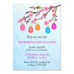 Easter Party Invitation 13 Cm X 18 Cm Invitation Card