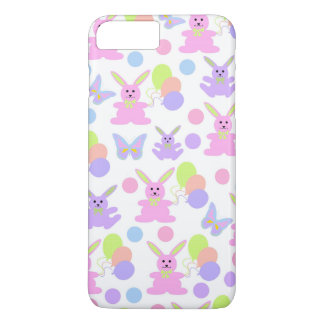 Easter Party Pattern iPhone 7 Plus Case