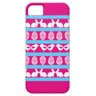 Easter pattern. Any background color Barely There iPhone 5 Case