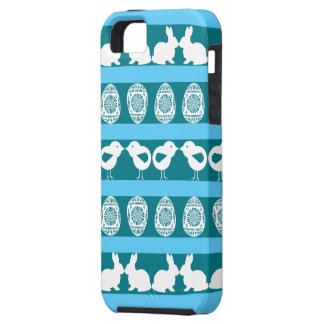 Easter pattern. Any background color iPhone 5 Cover