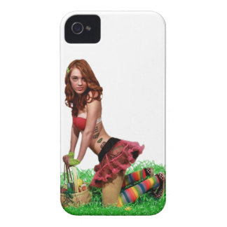 Easter Pin Up iPhone 4 Cover