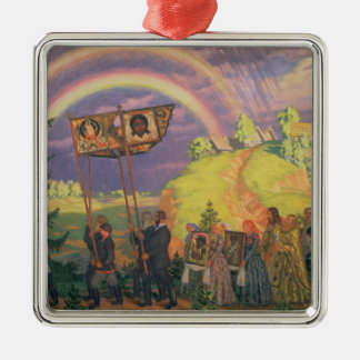 Easter Procession, 1915 Christmas Ornament