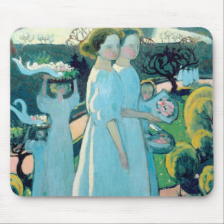 Easter Procession Mouse Pad
