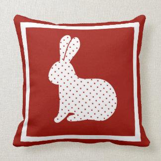 Easter Rabbit Cushion