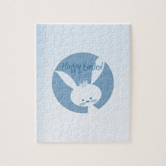 Easter Rabbit Jigsaw Puzzle
