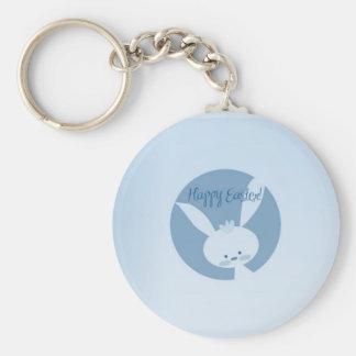 Easter Rabbit Key Ring