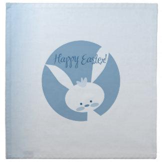 Easter Rabbit Napkin