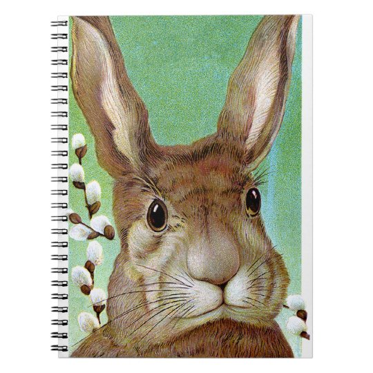 Easter Rabbit Notebooks