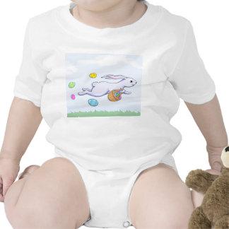 Easter Rabbit Run Infant T-shirt