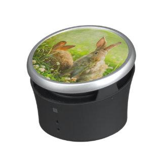 Easter Rabbits Bluetooth Speaker