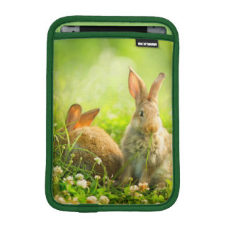 Easter Rabbits iPad Mini Sleeve