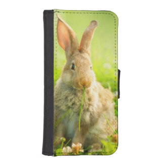 Easter Rabbits iPhone SE/5/5s Wallet Case