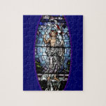 Easter: Resurrection of Christ stained glass Jigsaw Puzzles
