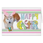 Easter Shiba Inu Cards