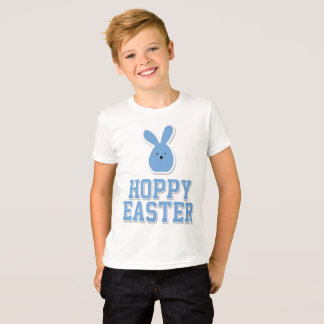 Easter Shirts For Boys Blue Bunny